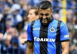هواداران اروپایی علیه فوتبالیست ایرانی!