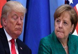 هشدار مرکل خطاب به ترامپ: تخریب یکجانبه خطرناک است!