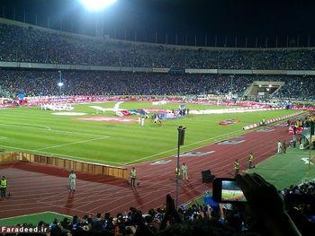 یک گزارش جنجالی از استعمال مواد مخدر در استادیوم های فوتبال در ایران