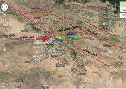 آخرین وضعیت گسل های تهران پس از زلزله دیشب ملارد