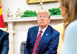پاتک حامیان ترامپ به استیضاح