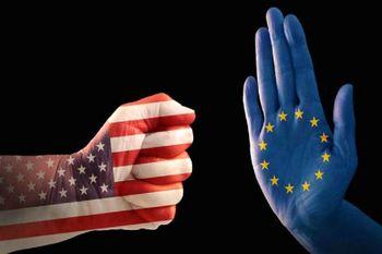 بیانیه وزرای اروپایی نسبت به اعمال تحریم های مجدد آمریکا علیه ایران