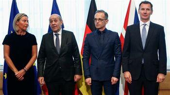 سفر قریبالوقوع وزرای خارجه انگلیس، آلمان و فرانسه به تهران برای نجات برجام