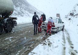 هشدار سازمان هواشناسی به شهروندان؛ مواظب برف باشید