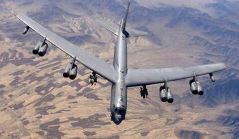 رهگیری بمب افکن آمریکایی توسط جنگندههای روسیه
