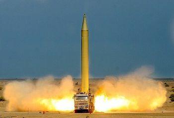 موشک ایرانی که در کمتر از ۱۰ دقیقه به اسرائیل میرسد +تصاویر