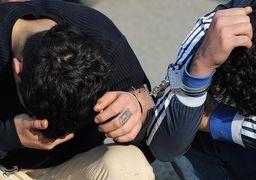 دستگیری مشروب الکلی فروشان ولنجک با درآمد میلیونی روزانه! + عکس