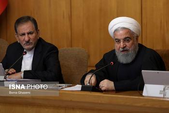 روحانی: هیچوقت نباید از تعامل و مذاکره فرار کرد/ کاهش تعهدات برجام به صورت مرحلهای اقدامی عاقلانه بود