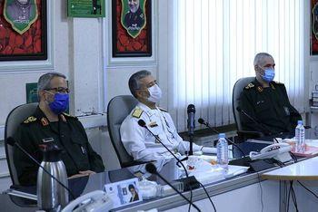 پاسخ صریح و قاطع دریادار سیاری به شایعات ضدنقلاب درباره رابطه ارتش و سپاه