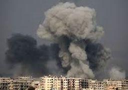 حمله روسیه به آخرین پایگاه عربستان در سوریه