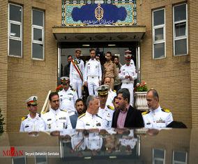 نشست خبری بزرگترین اجلاس نظامی تاریخ ایران به روایت تصویر