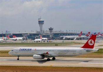تعلیق مجدد پروازهای ترکیه به عراق