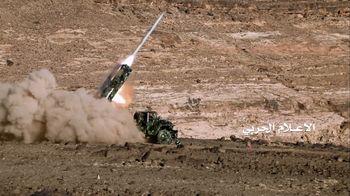 حمله موشکی به فرودگاه نظامی در سوریه