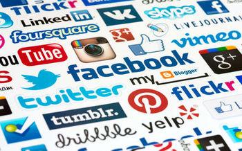 شبکه های اجتماعی محبوب در ایران / رقابت تلگرام و اینستاگرام + نمودار