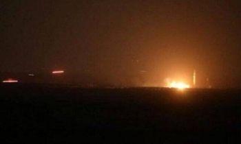 دفع حملات موشکی اسرائیل به یک کشور عربی