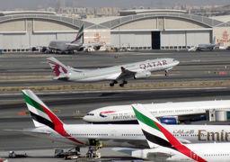 آخرین وضعیت مسافران ایرانی پروازهای آمریکا