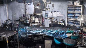 مقصران تازه  حادثه کلینیک سینا