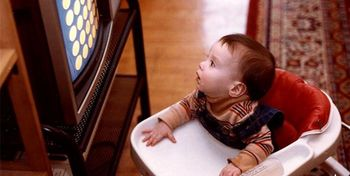 هشدار جدید در مورد تماشای تلویزیون برای کودکان