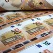 اسکناس 50 یورویی جدید منتشر شد + عکس
