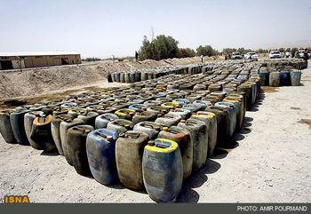 جزییات کشف ۳۴ کانتینر سوخت قاچاق در بندر شهیدرجایی