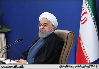 رئیسجمهوری: از آغاز دولت یازدهم حرکتی جهادی در زمینه آب و برق آغاز شد