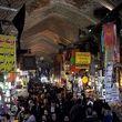 5 مسیر حمله آتش به بازار تهران