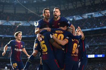 رکوردشکنی بارسلونا در پرداخت حقوق به بازیکنانش