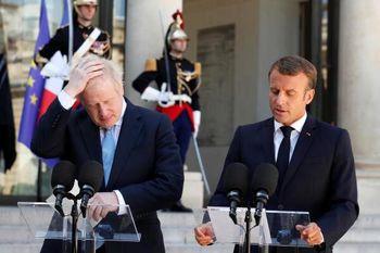 هشدار فرانسه به انگلیس در مورد آمریکا