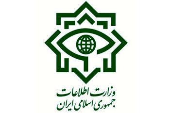 تبریک پیامکی وزارت اطلاعات به مردم برای دستگیری «شارمهد»