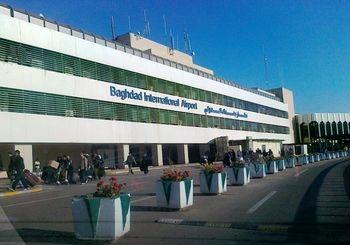 اصابت 2 موشک در فرودگاه بغداد