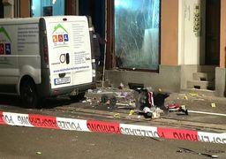انفجار مقابل دفتر حزب «آلترناتیو برای آلمان»؛ سه مظنون بازداشت شدند