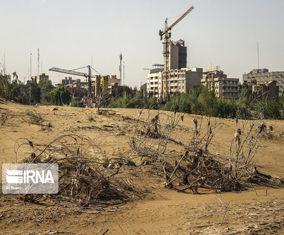 گزارش تصویری لایروبی کارون