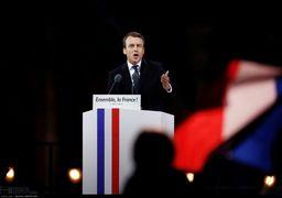 رئیس جمهوری فرانسه خواستار تحریم ایران شد