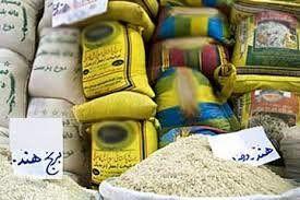 ۲۰۰ هزار تن برنج وارداتی در حال فاسد شدن
