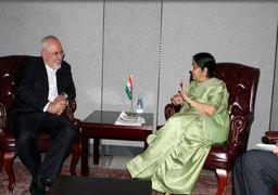 ظریف: هند خرید نفت از ایران را متوقف نمیکند
