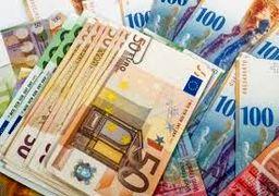 دلار 450 تومان گران شد/قیمت ارز در صرافی ملی امروز ۹۷/۱۱/۱۵