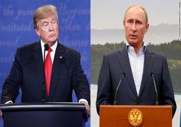 ترامپ: پوتین یک «رقیب» است