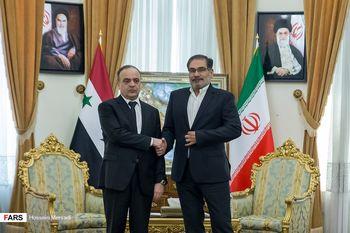 هیئت بلندپایه سوری در راه تهران