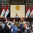 استعفای نخست وزیر عراق پذیرفته شد