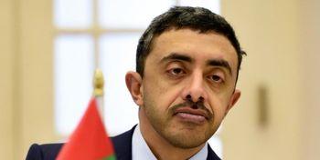 علت سفر وزیر خارجه امارات به واشنگتن