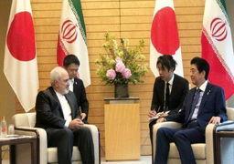 تاکید نخست وزیر ژاپن در دیدار با ظریف بر حفظ برجام