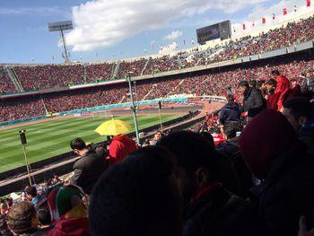 ۲۴ساعت استثنایی برای استادیوم آزادی