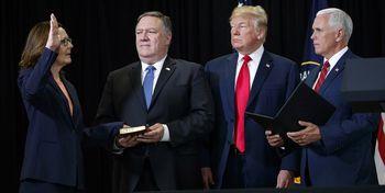 دستور ضدایرانی جدید ترامپ به سیا!