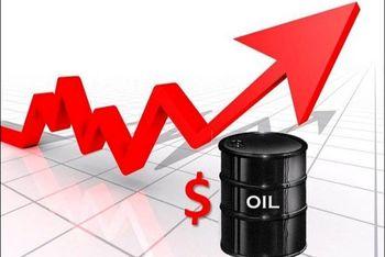 صعود قیمت نفت به قله 6 ماهه