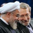 انتشار نامه تشکر رئیس جمهور به از رئیس مجلس دهم؛  روحانی چه هدیهای به لاریجانی داد؟