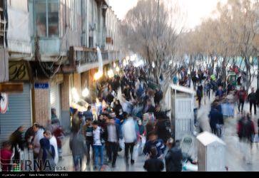 بازار شب عید