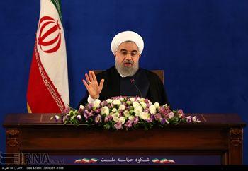 روحانی: پرتاب موشک سپاه بسیار بهجا و درست بود /امام معتقد بود برای رهبری شرط مرجعیت لازم نیست