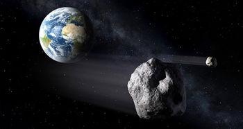 ۵ سیارک از کنار زمین می گذرند
