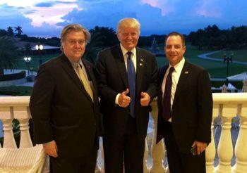 مردی که ترامپ را هدایت می کند