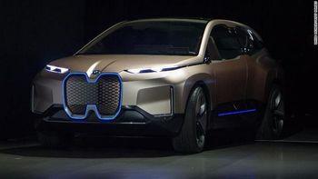سال خودروهای الکتریکی در سال میلادی جدید +عکس